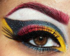 98 Wild Eye Makeup Ideas Makeup Eye Makeup Fantasy Makeup