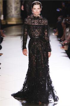 Sfilate Elie Saab Alta Moda Autunno-Inverno 12-13 - Sfilate Parigi - Moda Donna