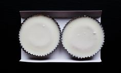 Reese's White Peanut Butter Cups Taste Test at Ateriet