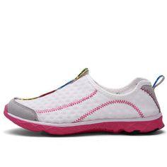 Zapatos Acuaticos Malla Mujer Rosa