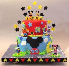 Mickey Mouse – Sean cakepins.com