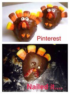 Pinterest Fail.