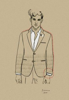 Guía rápida para encontrar el traje perfecto - Simmon Said