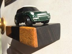 Magnificent magnetic mobile shelves. Move them as quick as you get promoted.  #hotwheels #matchboxcars #car #collection #toy #collectable #display #toycrewbuddies #toygroup_alliance #mattel  #handmade #woodproject #ebony #wood #magnetic  #etsyshop #etsy #etsyshop #etsyfinds #office #cubicle