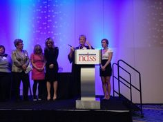 Twitter / NDSS: 2014 Advocate of the Year Patti ...