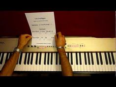 J'apprends le Piano- Lecon de piano N°5- Méthode fa-si-la-jouer-MrTcoura...