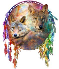 Loups & attrape-rêves