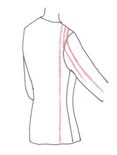 Sleeve cap ease is bogus + matching stripes construction