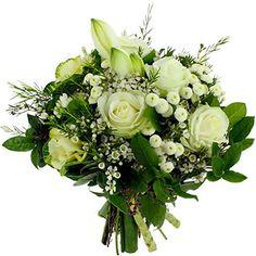Avec ses fleurettes explosives, ses roses élégantes et ses lys altiers, Boule de Neige est une ode à la félicité et à la magie des fêtes de fin d'année. Offrez ce bouquet chantant pour habiller de pureté et d'absolu ces moments hors du temps !