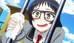 30 Funny Anime GIFs For The Spectaculary Immature