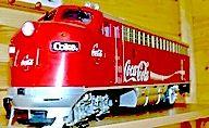 Coca-Cola Locomotive