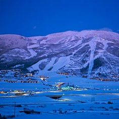 Steamboat Springs Colorado one of our family trips we went skiing here it was a great resort