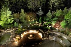 Potomac Residence - contemporary - pool - dc metro - by Land & Water Design