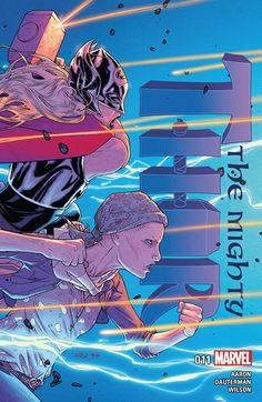 The Mighty Thor n°11 (2016)
