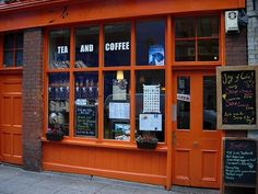 Joy of Cha, Temple Bar, Dublin 2 Coffee Shops, My Coffee, Dublin Restaurants, Temple Bar, Chai, Decor Ideas, Culture, Outdoor Decor, Home Decor