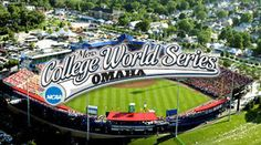 College World Series - Gonna miss Rosenblatt. The new stadium is great but the CWS just isn't the same. America's Favorite Pastime, Favorite Things, College World Series, Ncaa College, Time Of The Year, Oh The Places You'll Go, Vacation Spots, Bucket, I'm Sick