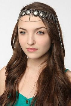 Highway Child Wild Heart Headwrap - Urban Outfitters - $29....I want to attempt this....