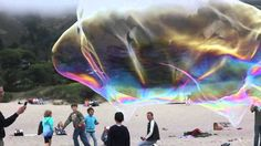 Bubble-smith Sterling Johnson on Stinson Beach Canon 550D T2i test footage music: J. S. Bach: Prelude in C (BWV 846) performed by Kevin MacLeod, from incompe...