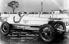 Indy 500 winner 1929: Ray Keech  Starting Position: 6  Race Time: 5:07:25.420  Chassis/engine: Miller/Mill