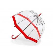 Fulton Birdcage 1 Umbrella - Red