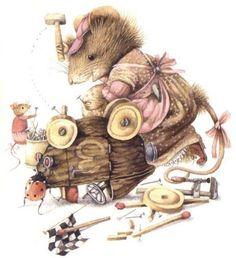 Marjolein Bastin Vera the Mouse | uploaded to pinterest