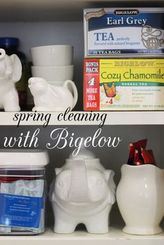 Spring Cleaning with Bigelow Tea #AmericasTea #shop #cbias