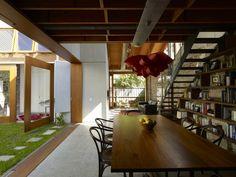 Carterwilliamson Architects, Cowshed House, Sydney, Australia.