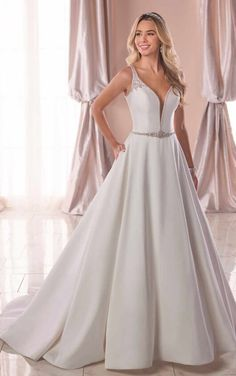 9217bc5e641 25 Most inspiring Stella York gowns   Arielle Bridal images in 2019 ...
