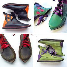Image of MUSTARDSEED Custom Boots