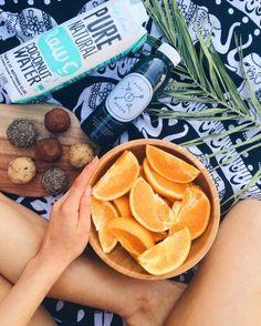 Oranges | Clean Eating | Aesthetic Foods