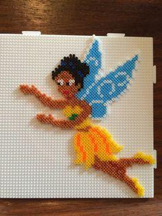 Iridessa - Disney Fairies hama beads by Camilla Merstrand