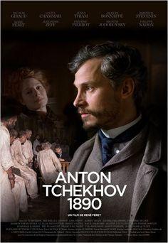 """Anton Tchékhov 1890"", un biopic de René Féret avec Nicolas Giraud, Lolita Chammah, Robinson Stévenin, Jenna Thiam... (03/2015) ♥♥♥♥"