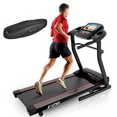 L'articolo Sportstech F26– Tapis roulant professionale con controllo del battito cardiaco da app smartphone,connessione Bluetooth MP3/AUX, motore 4HP, 16km/h, per allenamento con cardiofrequenzimetro, compatto, pieghevole e salvaspazio, Sportstech F26 mit Pulsgurt, Sportstech F26 mit Pulsgurt è stato pubblicato su Lealu.it. Smartphone, Trx, Courses, Treadmill, Gym Equipment, Sports, Training, Speakers, Bass