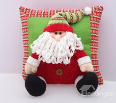 New Red Cotton Cartoon Decorative Christmas Snowman Pillow Santa Claus Pillow for xmas New Year Gifts 2015 Decorations for Home Christmas Gift 3d, Christmas Fancy Dress, Popular Christmas Gifts, Old Christmas, Christmas Pillow, Christmas Snowman, Christmas Stockings, Christmas Decorations, Christmas Ornaments