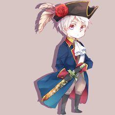 Hetalia- Prussia