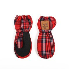 We love Mini Rodini mittens!