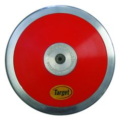 """75% rim weight discus which is great for any training session. We carry various sizes and this discus starts at just £16.74 (use coupon code """"AMBER20"""")."""