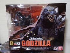 New SH Monster Arts Godzilla series Godzilla Rare Limited F/S #SHMonsterArts