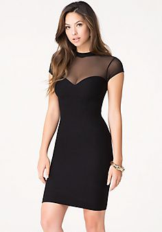 Jen Sweetheart Dress   | little black dress  | #LBD