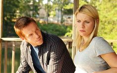 Homeland - the day after making love. Ha who remembers this look?