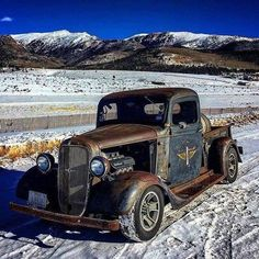 pictures of old rusty cars and trucks bilder von alten rostigen autos und lastwagen pictures of old rusty cars and trucks # Pictures old cars Rat Rod Trucks, Rat Rod Pickup, Old Pickup Trucks, Jeep Pickup, Cool Trucks, Big Trucks, Dually Trucks, Truck Drivers, Diesel Trucks