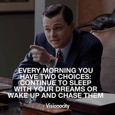 Wake the fuck up! Via @visionocity_magazine #motivation #entrepreneur…
