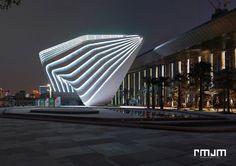 Shizimen Center by RMJM Opens Its Doors