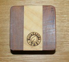 Holzdesign S&S Kerzenständer Butcher Block Cutting Board, Handmade, Dekoration