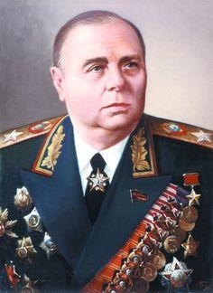 Мерецков Кирилл Афанасьевич: Маршал Советского Союза, Герой Советского Союза