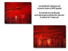 Sie haben bereits auf meiner Internetseite www.kunstdermalerei.com Kunstwerke von mir gesehen, die Ihnen gefallen? Sie sind verkauft? Dann wäre mein Vorschlag, Ihnen ein ähnliches Werk anzufertigen. Nur ähnlich!!! Es soll ein Unikat, welches es nur einmal auf der ganzen Welt gibt, bleiben!