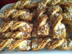 CRAVATES, gâteau algérien
