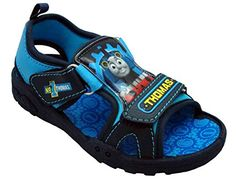 Thomas and Friends 61197 Sport Sandal (Toddler) >>> Find out @ http://www.amazon.com/gp/product/B014KUHGGG/?tag=lizloveshoes-20&gh=020816023242