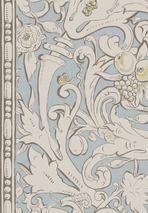 Lewis & Wood - Bacchus fabric