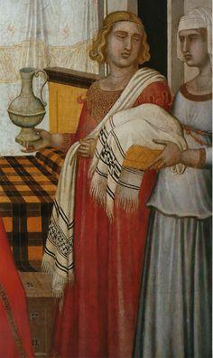 Nativity of the Virgin,1342 -  Italian Gothic